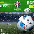 UZREPORT TV комментирует Евро-2016 на двух языках