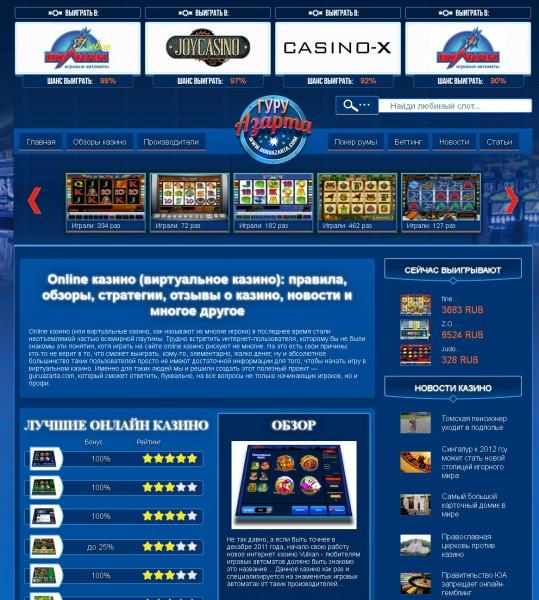 Популярные online виртуальные казино с реальными выйгрышами в интернете