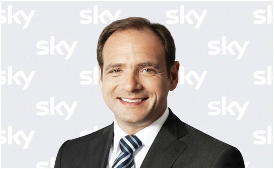 Карстен Шмидт(Schmidt Carsten), генеральный директор Sky Deutschland