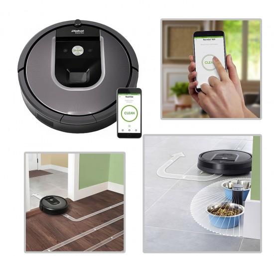 Встречайте новый Робот-пылесос Roomba 960!