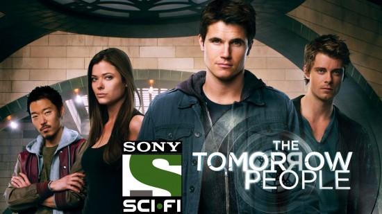 «Люди будущего» – 1 сезон (The Tomorrow People Promo Saison 1)