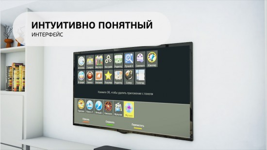 Приемник GS B521 произведен на базе платформы Stingray TV