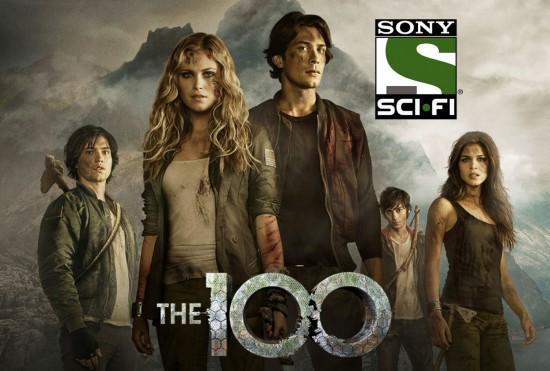 «Сотня» - 3 сезон (the 100 season 3)