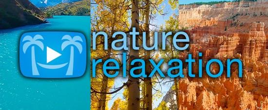 «Nature Relaxation Ultra HD TV» - телеканал, посвященный релаксу