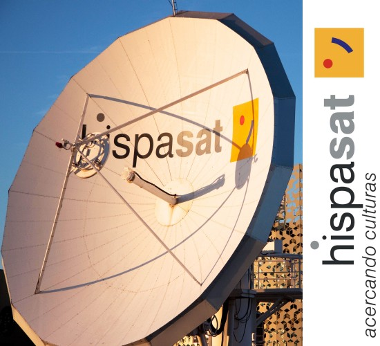 Hispasat – управляющая компания, которой принадлежит ряд испанских спутников связи