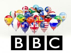 Би-би-си открывает 11 языковых служб