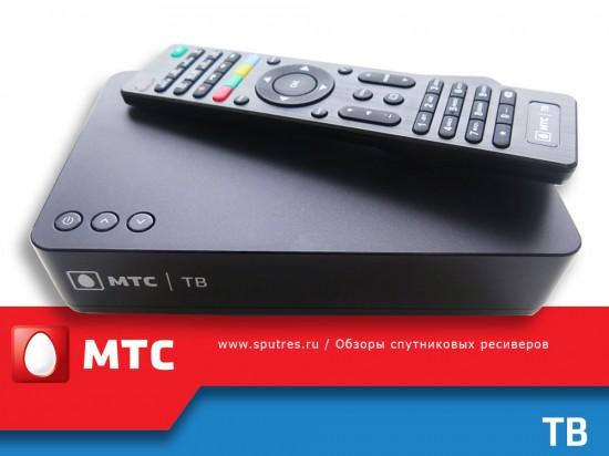 Обзор Спутниковый ТВ-приёмник DS300a