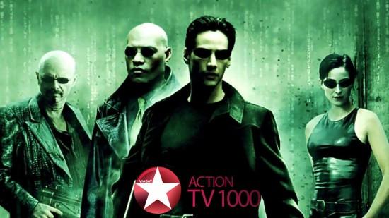 «Матрица» на TV1000 Action