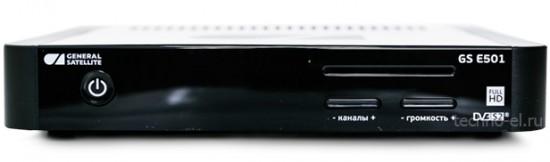 Сервер GS E501