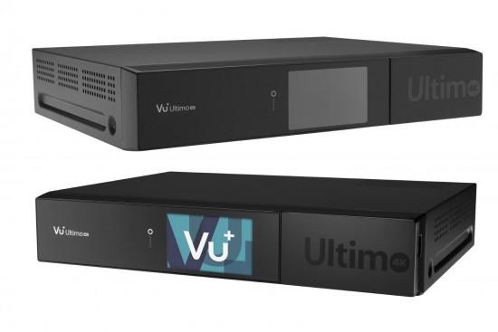 Vu+ Ultimo 4K – комбинированный приемник