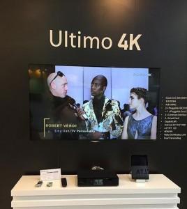 Возможности Vu+ Ultimo 4K