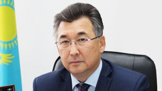 Марат Нургужин, вице-министр оборонной и аэрокосмической промышленности РК  Казахстан