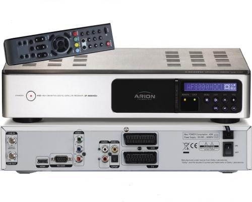 Спутниковый ресивер Arion AF-8000 HDCI